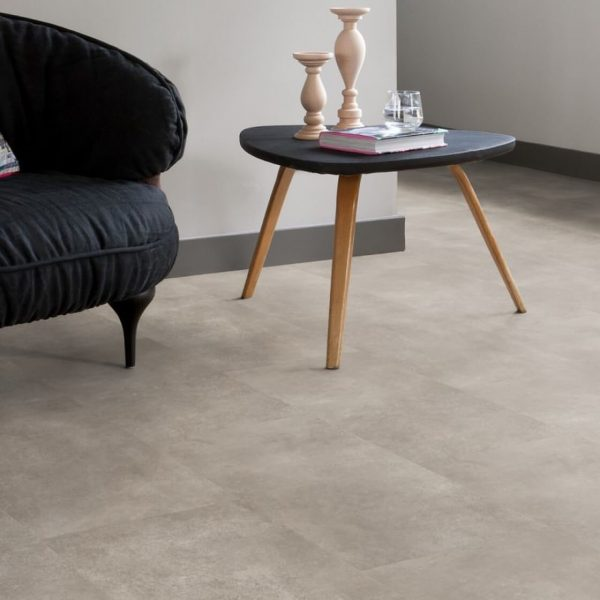 0889 Pepper Taupe Gerflor Senso Clic 30