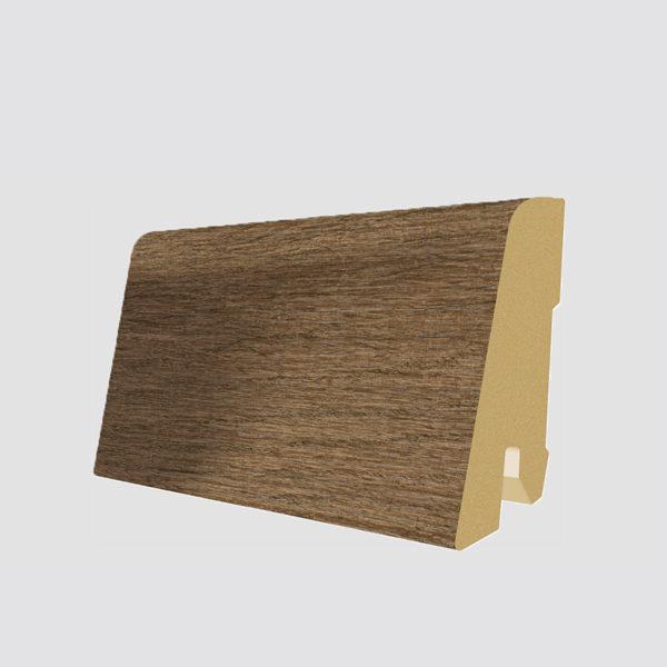 battiscopa rovere herriard scuro egger design tpu effetto legno