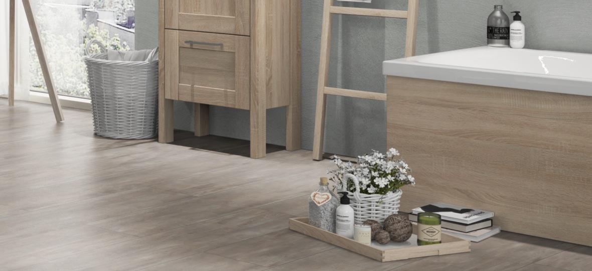 Pavimento grigio scuro affordable pavimento resina grigio - Piastrelle grigio scuro ...