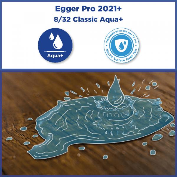 Classic Aqua+ 8/32 Water Resistent 72 Hrs