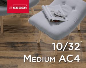 Egger 10/32 Medium 2021