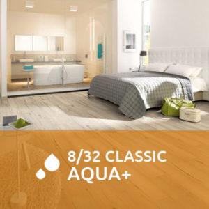 Parquet Laminato Egger 8/32 Classic Aqua+