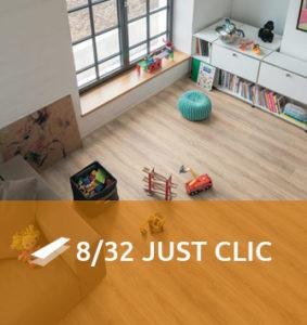 Egger 8/32 Classic Just Clic