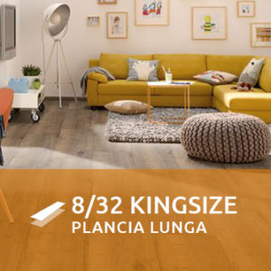 Parquet Laminato AC4 Egger 8/32 Kingsize