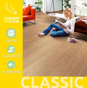 Egger Comfort Classic Pavimento in Sughero