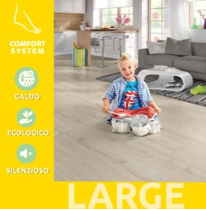 Egger Comfort Large Pavimento in sughero