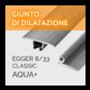 Giunti Egger 8/33 Classic Aqua +