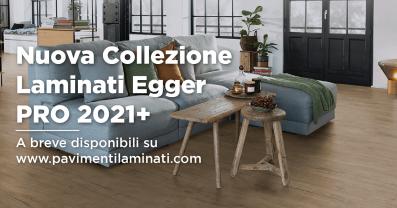 Laminati Egger Collezione PRO 2021+