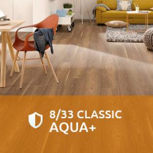 Egger 8/33 Classic Aqua+ Parquet Laminato AC5