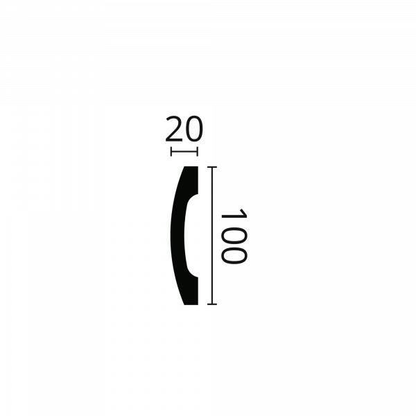 nmc-wallstyl-fd3-battiscopa-alto