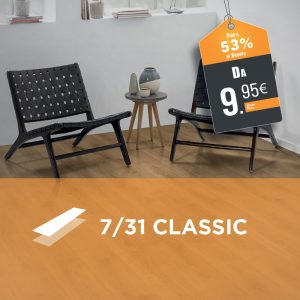 Egger 7/31 Classic Parquet Laminato AC3