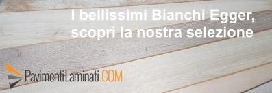 Parquet Laminato Bianco Rovere Sbiancato