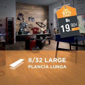 Parquet Laminato AC4 Egger 8/32 Large