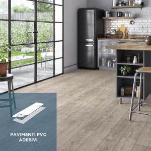 Pavimenti PVC Adesivi