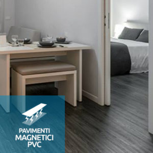 Pavimenti Magnetici in PVC Mabos