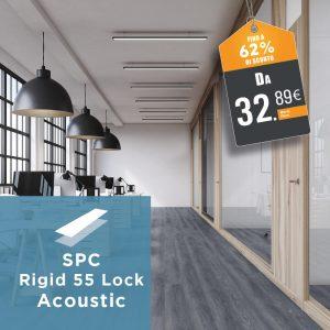 SPC Silenzioso - Gerflor Rigid Acoustic