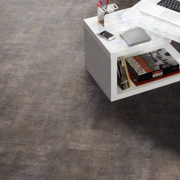 pavimento effetto pietra 0373 silver city gerflor creation 30 clic