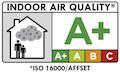 Qualità aria interna pavimenti A+