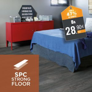 SPC Strong Floor - Strong Stability System