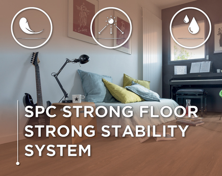 SPC Strong Floor Stability System