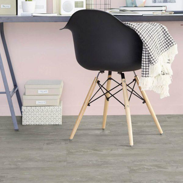 Tarkett Rough Concrete Grey Starfloor Click 55 Plus